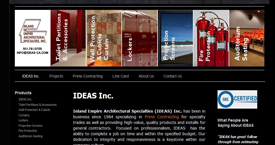 inland empire architectual specialites